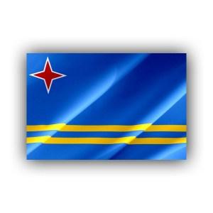 Aruba - flag