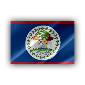 Belize - flag