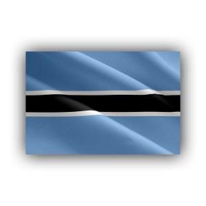 Botswana - flag