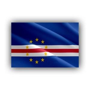 Cape Verde - flag