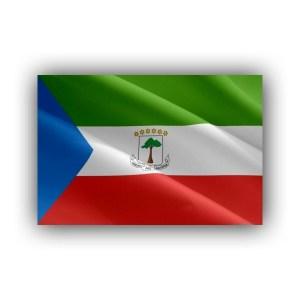 Equatorial Guinea - flag