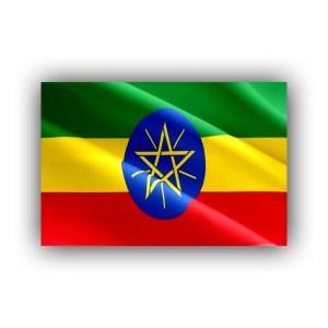 Ethiopia- flag
