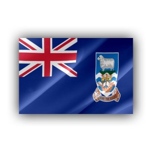 Falkland Islands - flag