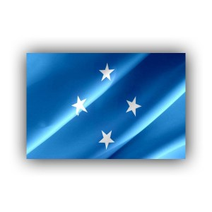 Federated States of Micronesia - flag