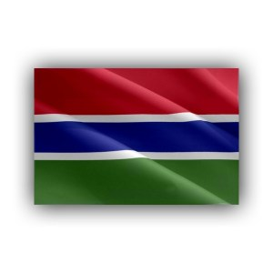 Gambia - flag