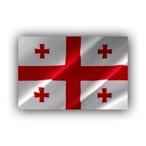 Georgia - flag