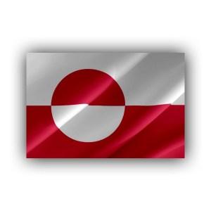 Greenland - flag