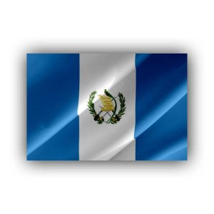 Guatemala - flag