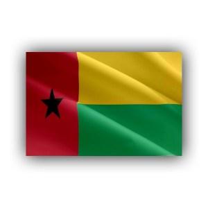 Guinea-Bissau - flag