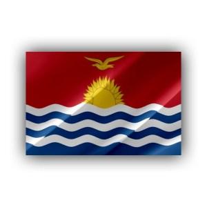 Kiribati - flag