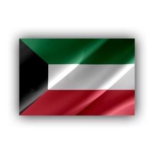 Kuwait - flag