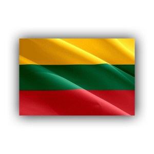Lithuania - flag
