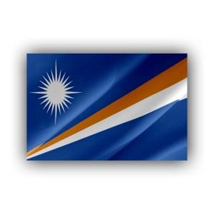 Marshall Islands - flag