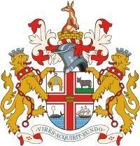 Melbourne - flag