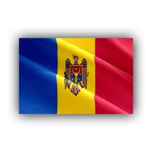 Moldova - flag