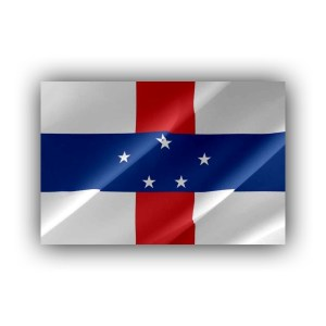 Netherlands Antilles - flag