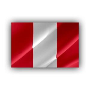Peru - flag