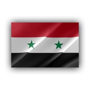 Syria - flag