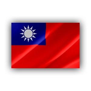 Taiwan Formosa - flag