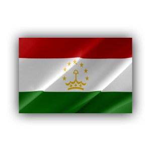 Tajikistan - flag