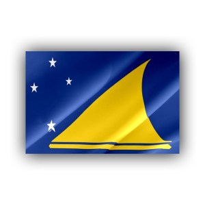 Tokelau - flag