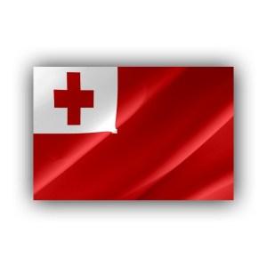 Tonga - flag