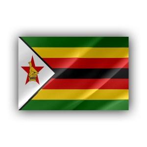 Zimbabwe - flag