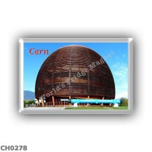 CH0278 Europe - Switzerland - Geneve - Cern