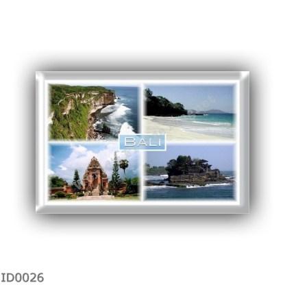 ID0026 Asia - Indonesia - Bali - Pura Luhur Uluwatu - Padangbay Secret Beach - Induist Temple - Tanah Temple