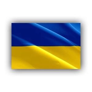 Cover - Europe - Ukraine - flag - waving