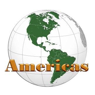 :) America