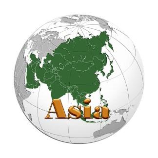 :) Asia