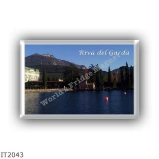IT2043 Europe - Italy - Trentino Alto Adige Sudtirol Südtirol - Riva del Garda - Panorama -