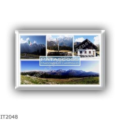 IT2048 Europe - Italy - Trentino Alto Adige Sudtirol Südtirol - Madonna di Campiglio - Patascos