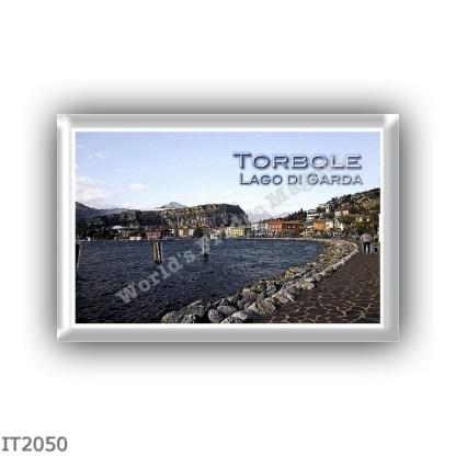 IT2050 Europe - Italy - Trentino Alto Adige Sudtirol Südtirol - Lake Garda