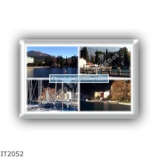 IT2052 Europe - Italy - Trentino Alto Adige Sudtirol Südtirol - Riva del Garda - Garda lake