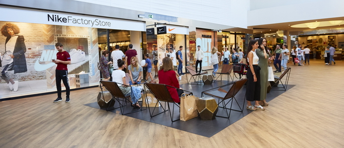 Orbita Panda suéter  The Style Outlets - Neinver - WORLD SHOPPING TOURISM NETWORK