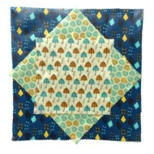Bijenwas doeken (3 stuks)