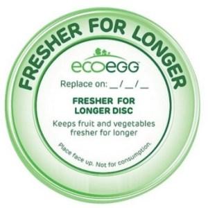Fresher for longer discs (4 stuks)