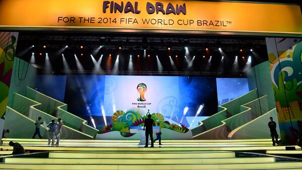 world cup draw Where to Find the World Cup Draw Live On US Television and Internet