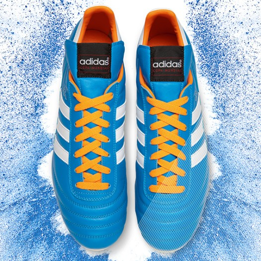 Samba Copa Mundial KV pairs blue adidas Release Limited Edition Copa Mundial Soccer Cleats [PHOTOS]