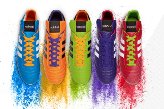 adidas copa mundial cleats group adidas Release Limited Edition Copa Mundial Soccer Cleats [PHOTOS]