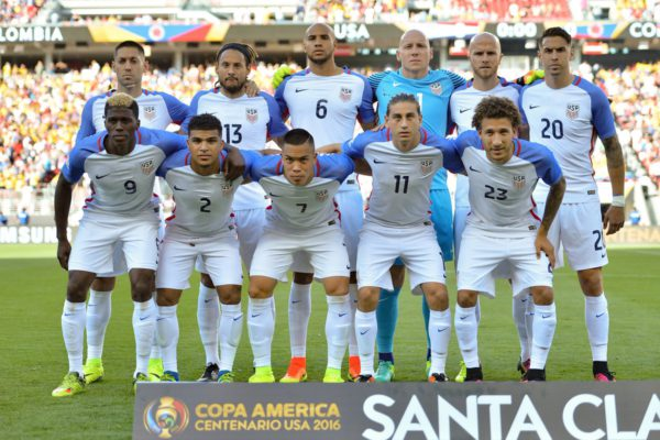 USA comes undone, playing right into Colombia's hands ...