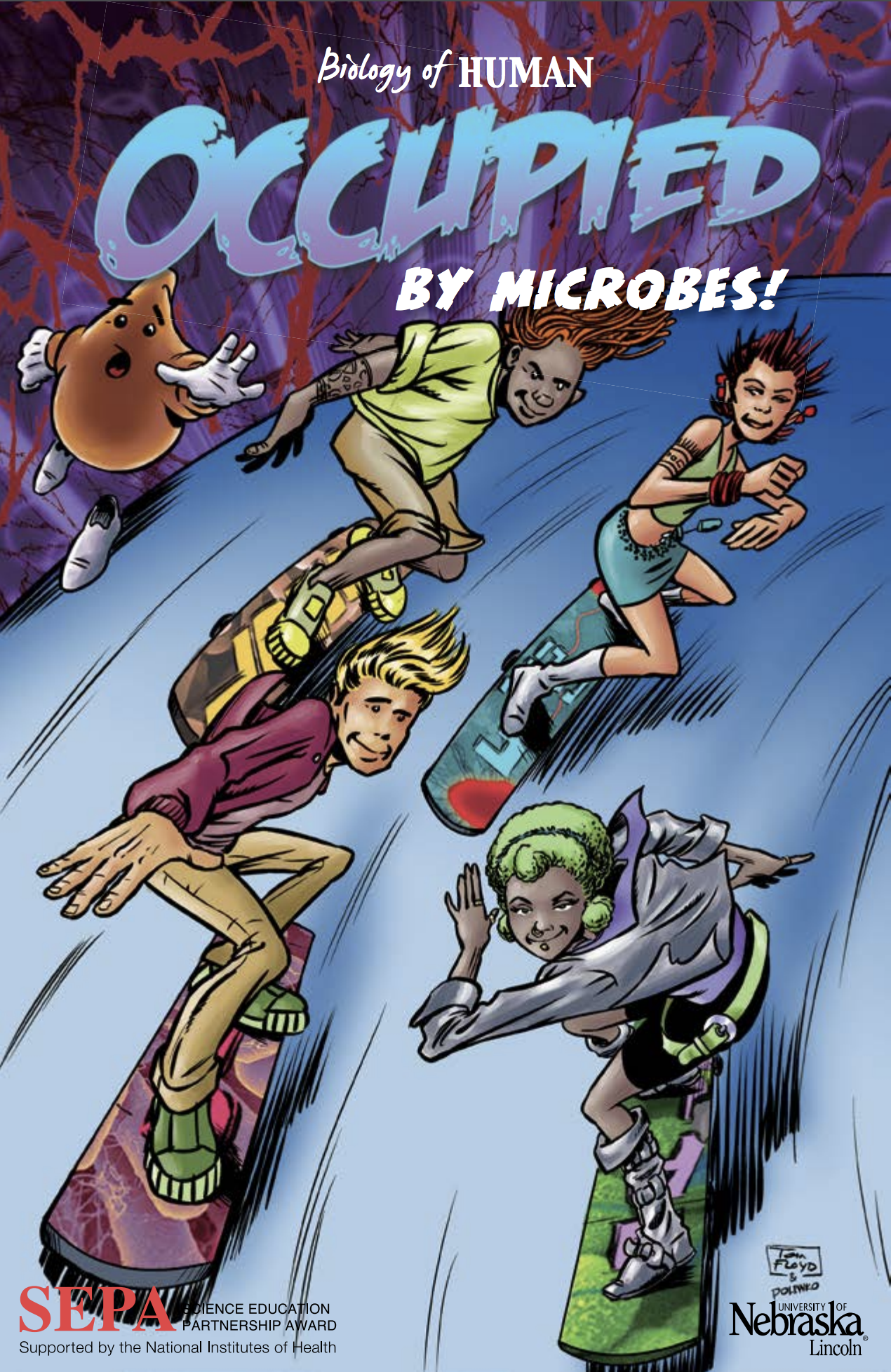 New Sepa Comic Available Worlds Of Connections