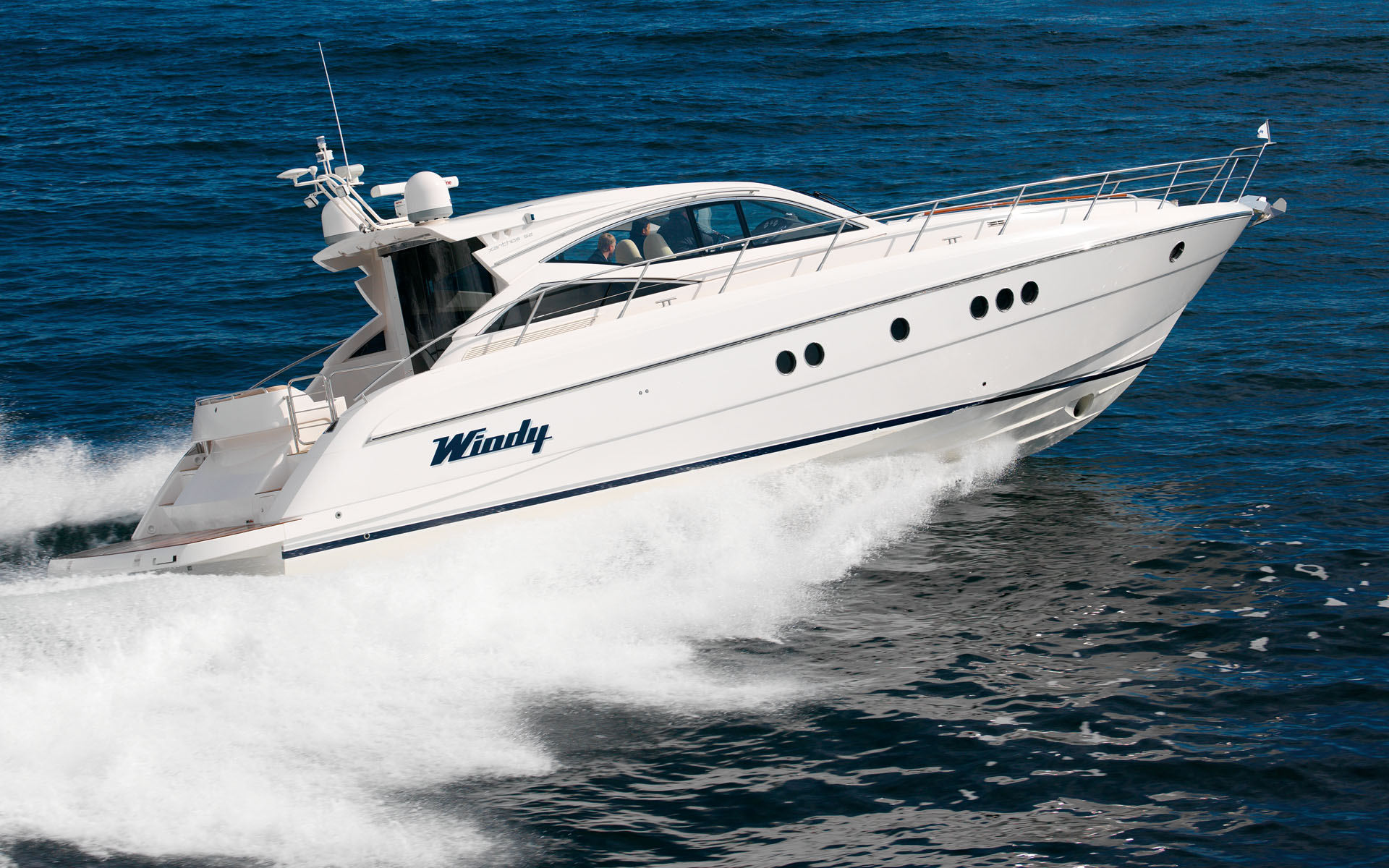 Windy 52 Xanthos World Sports Boats