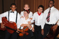 Tampa Preparatory School Strings Ensemble - summer 2012