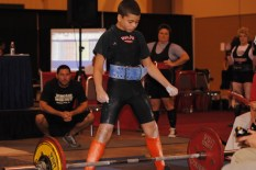 2011 AAU World Powerlifting Championsips - Orlando, FL