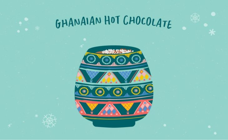 Ghanaian Hot Chocolate