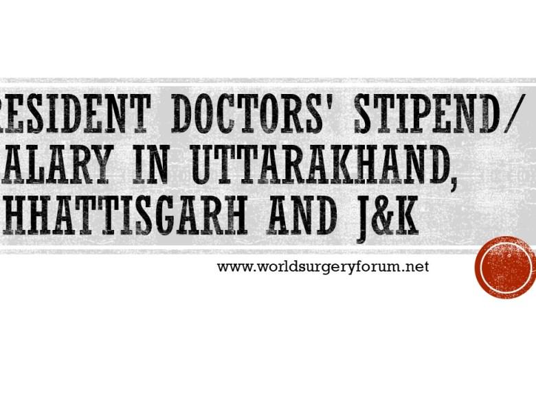 DOCTOR SALARY UTTARAKHAND