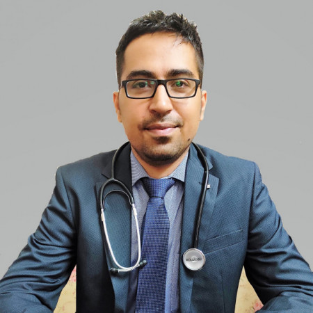 Profile picture of Dr Sandeep